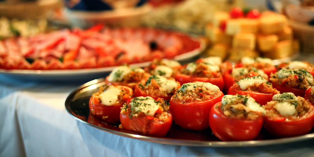 Best Practices When Catering for Outdoor Events