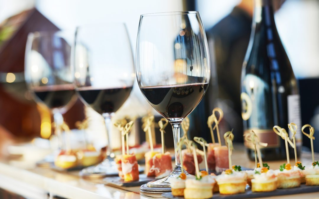 Catering Trends for Fall 2017